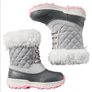 Carters Girls Snow Boots